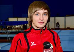 Azərbaycan gimnastı Dünya Kubokunun finalına çıxdı