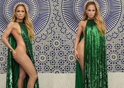 49 yaşlı Lopez striptiz işçisi rolunda