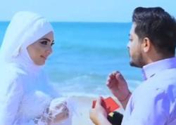 """Evlilik təklifi ələ salınan Elnar nişanın qaytardı - <span class=""""color_red"""">VİDEO</span>"""