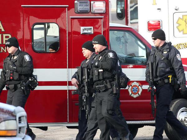 ABŞ-da atışma zamanı ölən və yaralananların sayı artıb - YENİLƏNİB - FOTO