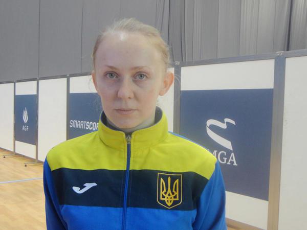 Ukrayna gimnastı: Bakıda Dünya Kubokunun təşkili çox yaxşıdır
