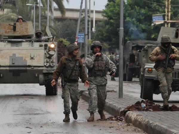 Livanda İŞİD qruplaşmasının 6 komandiri həbs olunub
