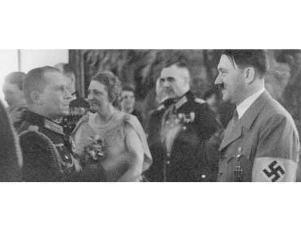 Hitlerin yəhudi əsgərləri