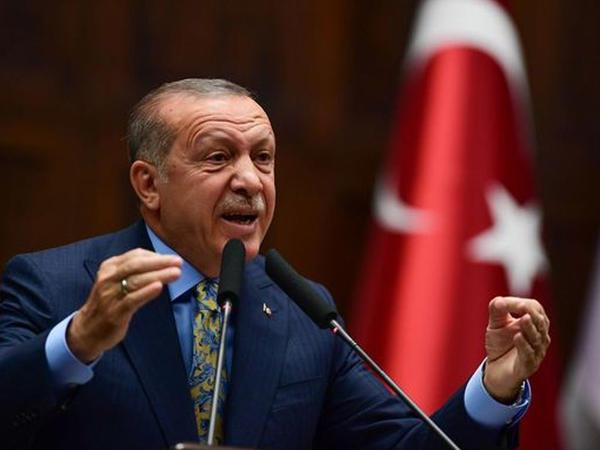 Ərdoğandan Türkiyənin Avropa İttifaqına qəbulu ilə bağlı bəyanat