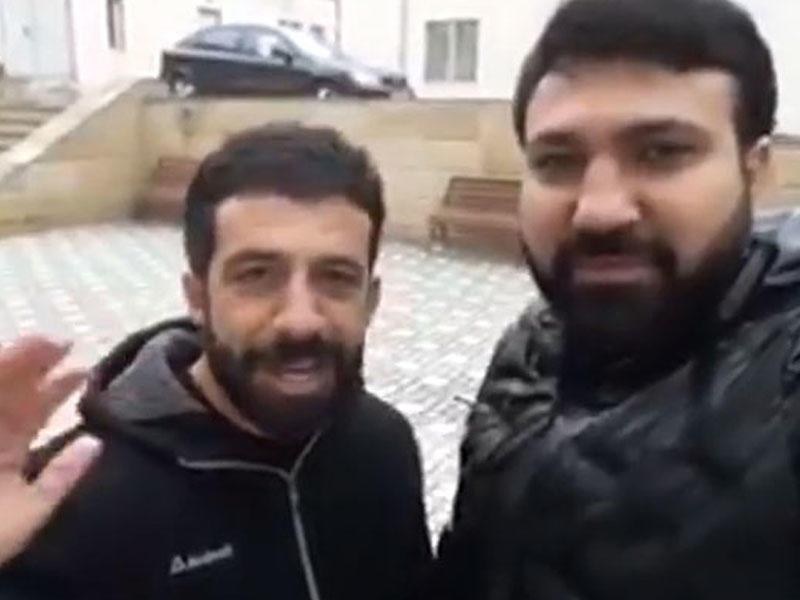 """Həbsdə olan azərbaycanlı dünya çempionu:""""Hər şey superdir..."""" -"""
