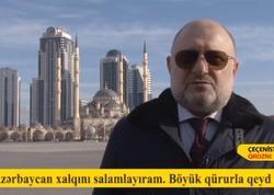 """Nazir Azərbaycan-çeçen münasibətlərindən danışdı: <span class=""""color_red"""">Bu narazıçılığın yeganə çıxış yolu... - VİDEO</span>"""