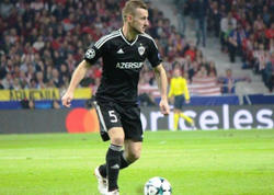 """Maksim Medvedev """"Qarabağ""""ın heyətində ən çox oyun keçirən futbolçu oldu"""