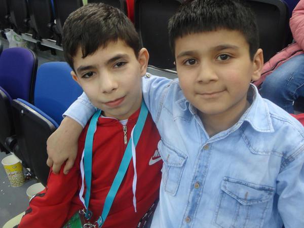 Gənc tamaşaçılar: Batut gimnastikası və tamblinq üzrə Dünya Kuboku yarışları çox maraqlı keçdi