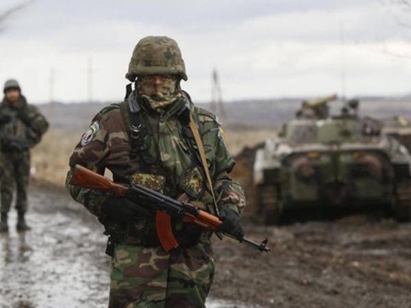 Donbasda döyüşən azərbaycanlı əsir düşdü - VİDEO