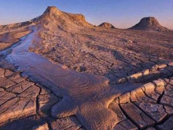 Azərbaycanda bu vulkanın püskürəcəyi gözlənilir