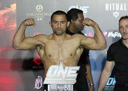 Azərbaycanlı idmançı UFC ilə müqavilə bağlamaq üçün ABŞ-da