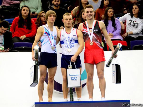Bakıda batut gimnastikası və tamblinq üzrə Dünya Kubokunda maraqlı anlar - FOTO
