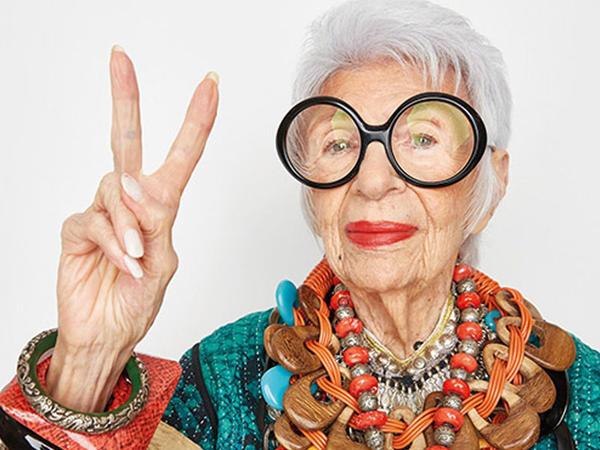 97 yaşında podiuma çıxacaq - FOTO