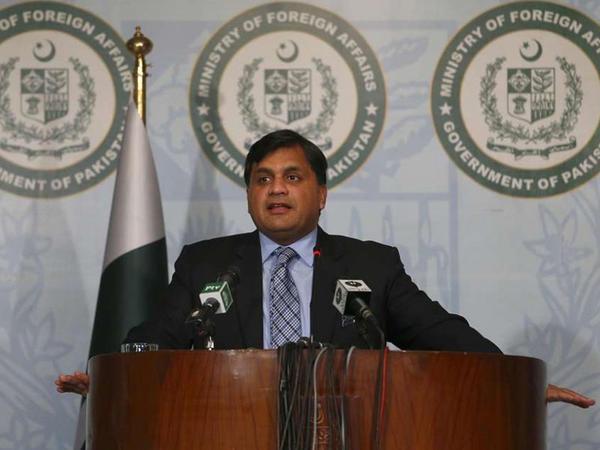 Pakistan Hindistandakı səfirini geri çağırıb