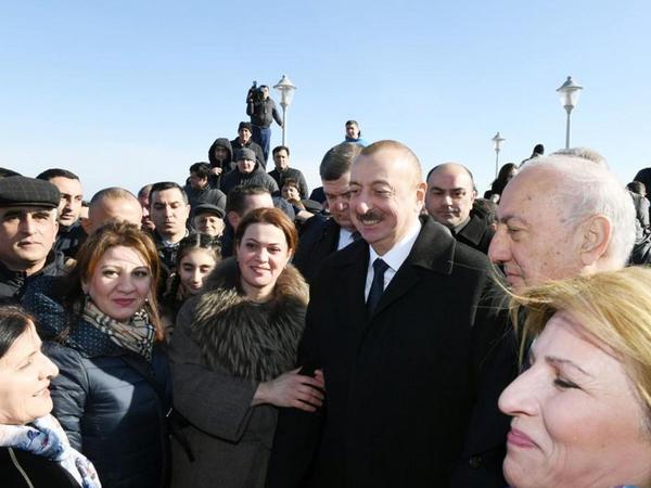 """Azərbaycan Prezidenti: """"Əməkhaqlarının, pensiyaların qaldırılması bundan sonra da nəzərdə tutulacaq"""""""