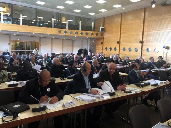 Parisdə Dünya Veteranlar Federasiyasının 29-cu Baş Assambleyası keçirilib - FOTO