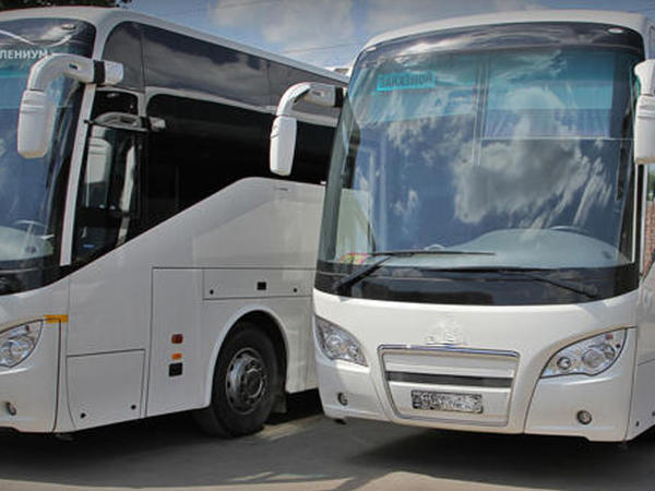 Saratovda azərbaycanlıların olduğu avtobus yolda qaldı