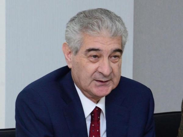 """Əli Əhmədov: """"Birgə iqtisadi layihələr Türkiyə-Azərbaycan qardaşlığını daha da gücləndirir"""""""