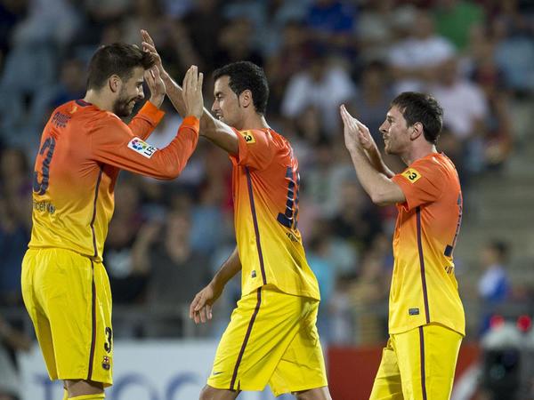 """""""Barselona""""nın 2 yubliyarı"""