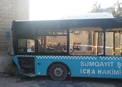 """Sumqayıtda avtobus qəzasında yaralananların sayı 42-yə çatıb - <span class=""""color_red"""">SİYAHI - YENİLƏNİB -  FOTO - VİDEO</span>"""