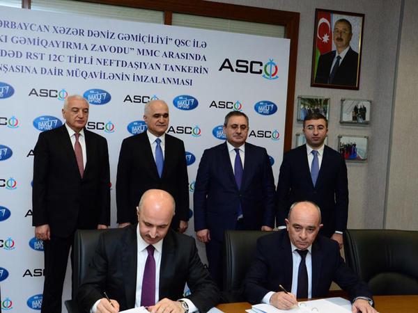 Azərbaycan neft tankerləri donanmasını genişləndirir - FOTO