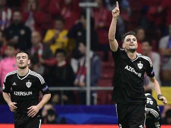 """Qarabağ""dan ""Yuventus""a atmaca"