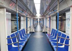 """Bakı metrosu üçün hər ay yeni vaqonlar gətiriləcək - <span class=""""color_red"""">Nə vaxtdan?</span>"""