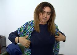 """Nazilə Səfərli onun üçün """"bomj"""" həyatı yaşadı - VİDEO - FOTO"""