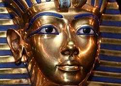 Misir fironu Tutanxamonun mumiyası Londonda sərgilənəcək