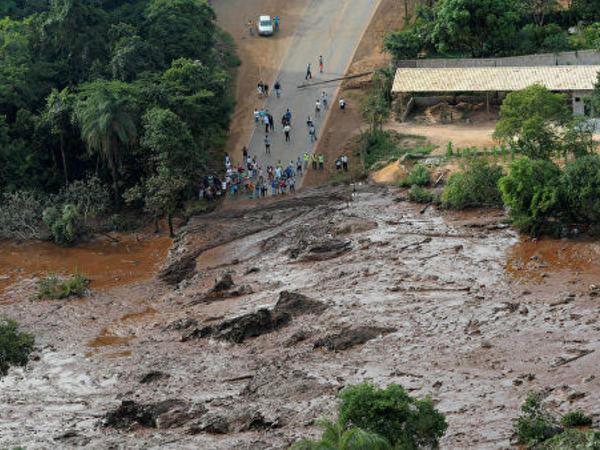 Braziliyada bəndin dağılması nəticəsində ölənlərin sayı 176-ya çatıb