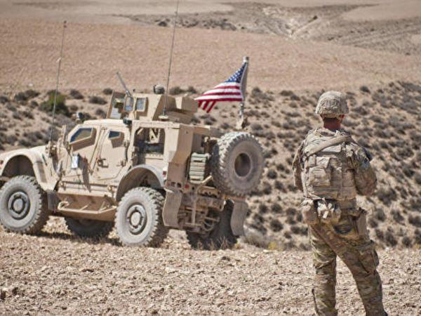 ABŞ Suriyada 200 nəfərdən ibarət sülhməramlı kontingenti saxlayacaq