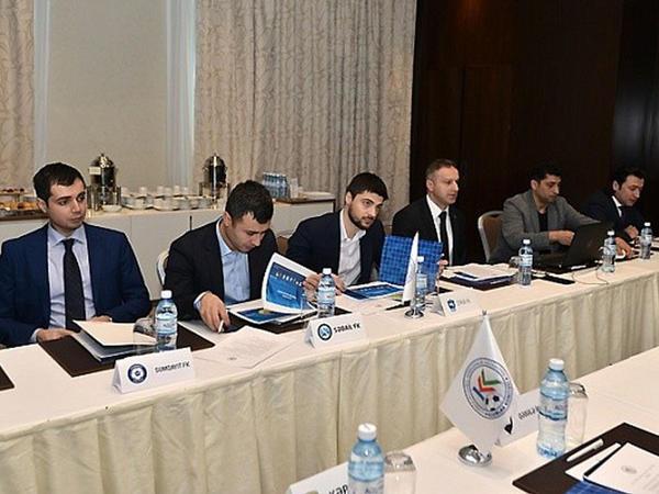 AFFA Klublar Komitəsinə yeni sədr seçildi