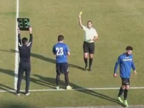 Azərbaycan futbolunda nadir olay