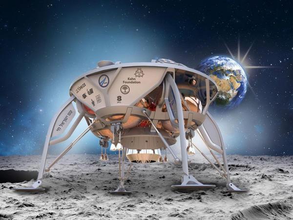 İsrailin unikal kosmik missiyasına start verilib