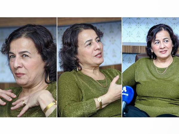 """""""Bəxt üzüyü""""nün Sarası """"üzük və pul oğurladı"""" - MÜSAHİBƏ"""