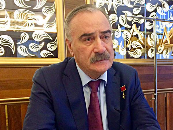 """Ruslan Auşev: """"İlham Əliyev nüfuzlu, öz xalqını sevən rəhbərdir"""""""