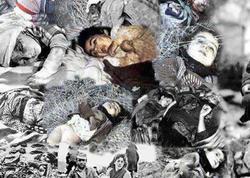 """Xocalı faciəsinin canlı şahidi: """"Gözümün önündə bibimi və övladını qətlə yetirdilər"""" - FOTO"""
