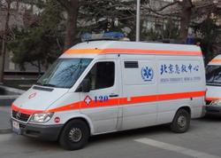 Çində bina çökdü - 5 ölü