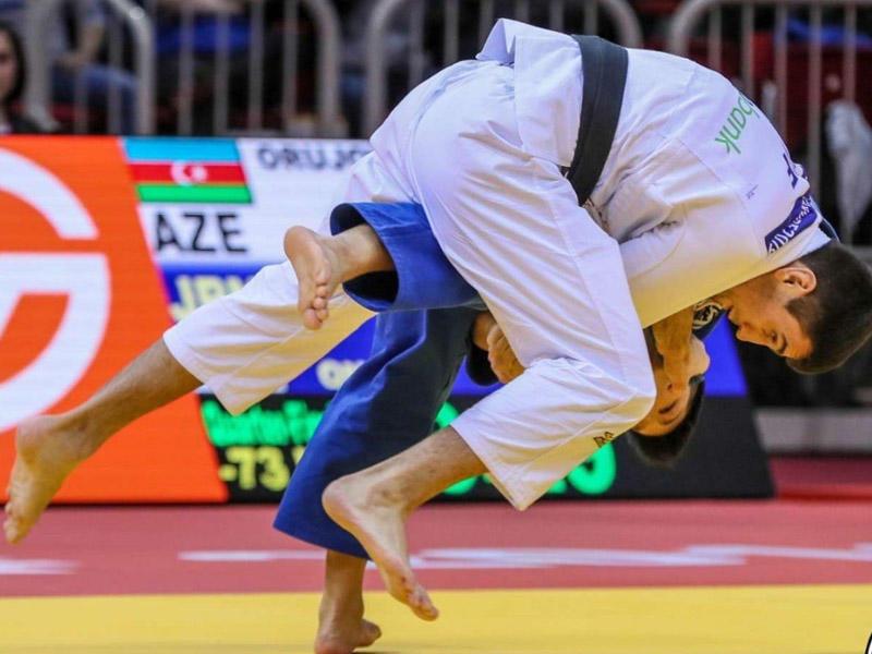 Rüstəm Orucov Almaniyada medal qazandı