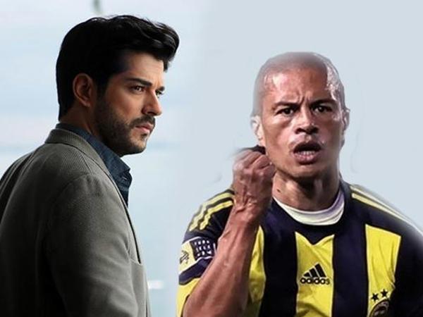 Burak Özçivit Aleks De Souzanı filmə çəkir