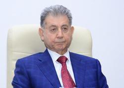Bu gün AMEA prezidenti Akif Əlizadənin 85 yaşı olur