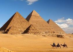 Misir bu ilin birinci yarısında altı milyon turist qəbul edəcək