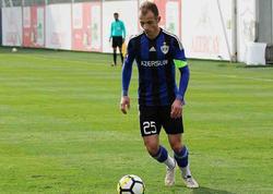"""18-ci turun ən yaxşısı """"Qarabağ""""ın futbolçusu oldu - <span class=""""color_red"""">FOTO</span>"""