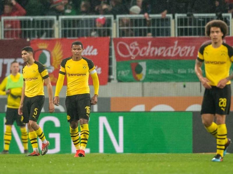 Dortmund təmsilçisi məğlubiyyətlə barışmalı oldu