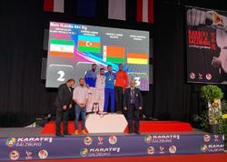 Karateçilərimiz Seriya A turnirində qızıl və bürünc medal qazanıblar - FOTO