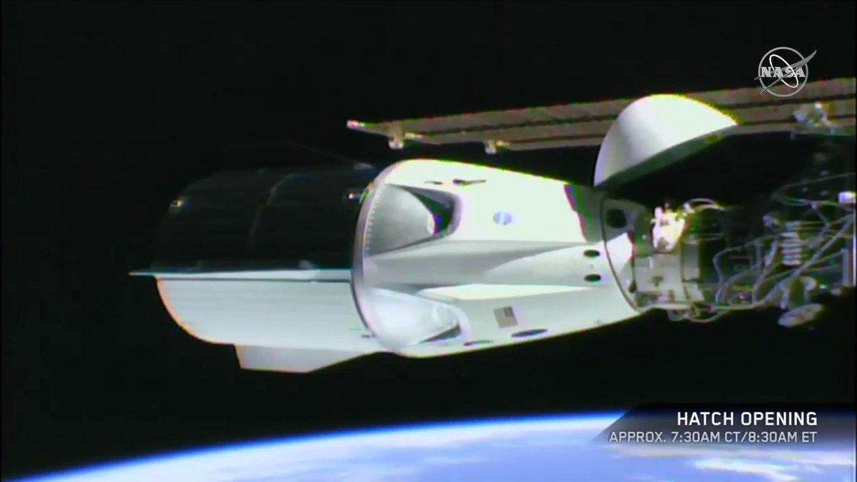 "ABŞ kosmosda bir ""ilk"" etdi - VİDEO - FOTO"