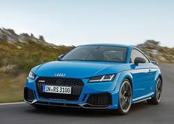 Audi-dən təkmilləşdirilmiş TT RS - FOTO