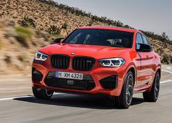 Yeni BMW X3 M və X4 M - FOTO
