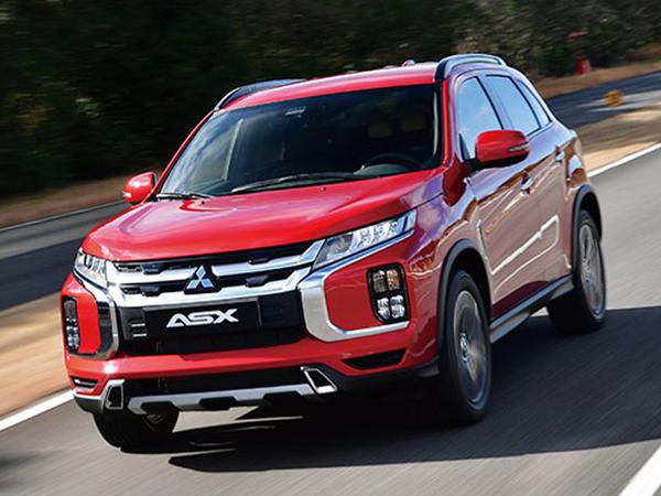 Mitsubishi-dən yenilənmiş ASX - FOTO