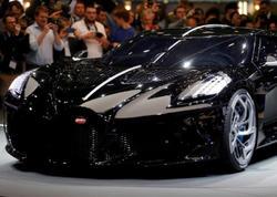 Cenevrə beynəlxalq avtosalonunda dünyanın ən bahalı avtomobilinin təqdimatı olub